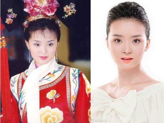 """Nàng """"cách cách"""" giàu có bậc nhất Bắc Kinh đẹp diễm lệ nhờ chanh"""
