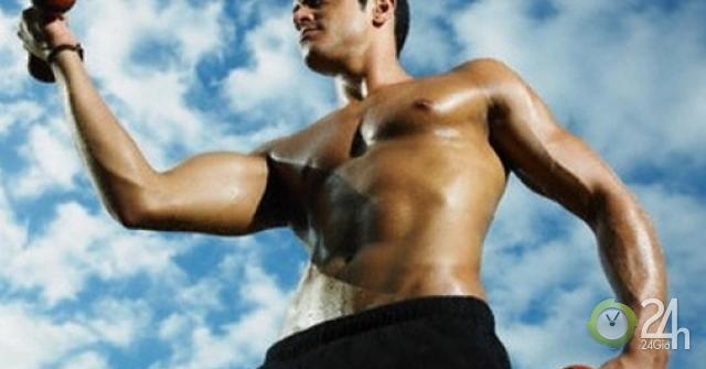 tập gym cho cơ thể dẻo dai