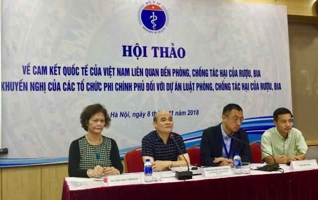 Cám cảnh Việt Nam dẫn đầu Đông Nam Á về mức độ tiêu thụ rượu bia - Ảnh 1.