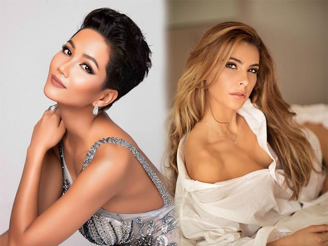 Đại diện Việt Nam xuất hiện trên trang Miss Universe, nhìn nhan sắc thí sinh lo cho HHen Niê quá!
