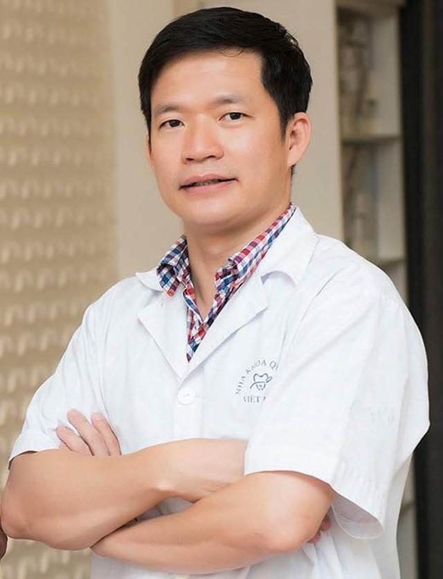 Tiến sĩ nha khoa Nguyễn Phú Hòa.