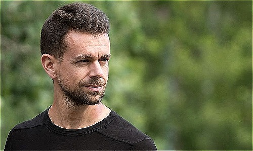 Jack Dorsey, CEO của Twitter. Ảnh: CNBC.
