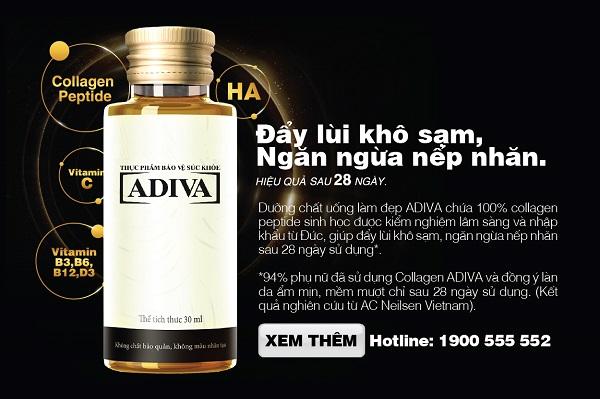 Collagen ADIVA có tốt không
