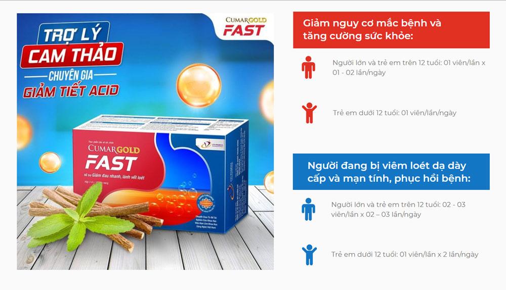 Cumargold Fast có tốt không 6