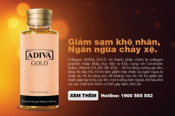 Collagen ADIVA Gold có tốt không
