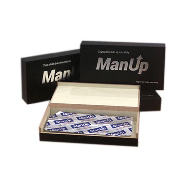 Manup cải thiện rối loạn cương không thua kém gì Viagra 2