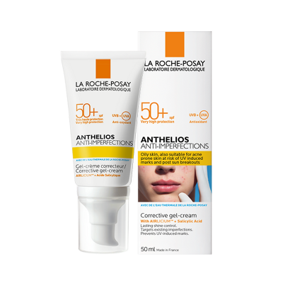 Kem chống nắng La Roche-Posay Anthelios Anti-Imperfection 50 SPF