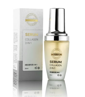 Serum Collagen 3 in 1 beauty doctor