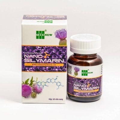 thuốc bổ gan NANO-SILYMARIN OIC 2