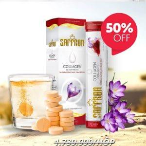 Saffron-Collagen