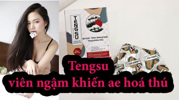 tác dụng của viên ngậm Tengsu