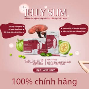 thach giam can jelly slim